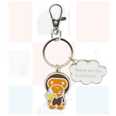 Bape Milo x Sanrio Key Holder