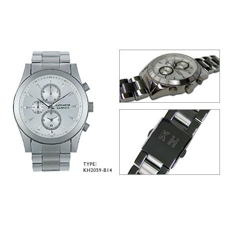Katherine Hamnett Watch KH2059-B14 (Men)