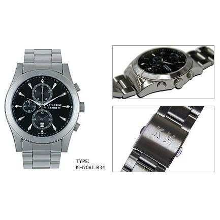 Katherine Hamnett Watch KH2061-B34 (Men)