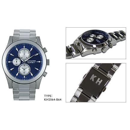 Katherine Hamnett Watch KH2064-B64 (Men)