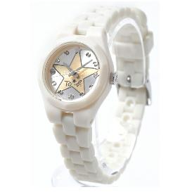 Agnes b LM03 WATCH white