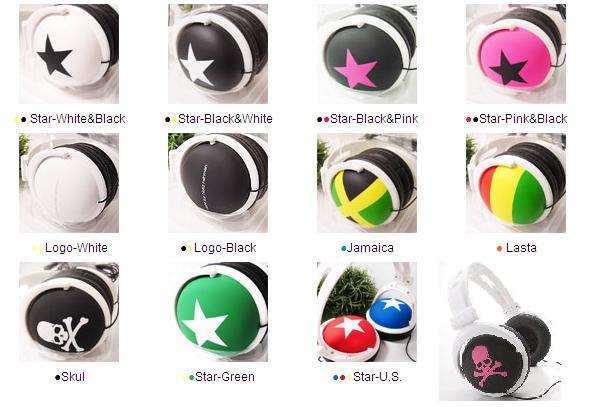 Mix-Style Headphone