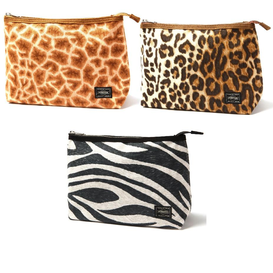 Head Porter Animal POUCH (L)