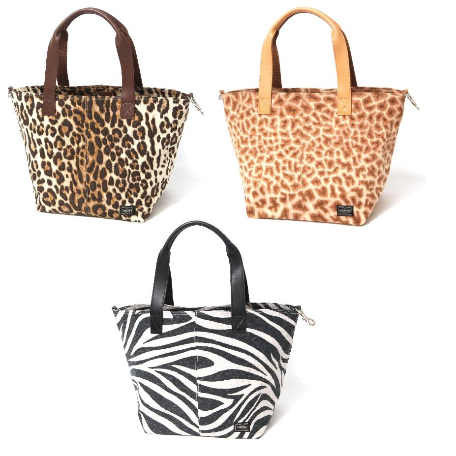Head Porter Animal TOTE BAG (L)