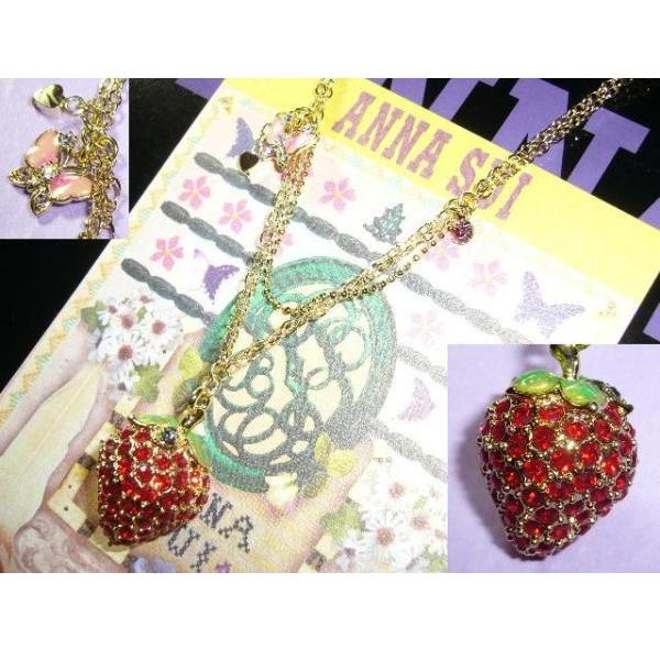 ANNA SUI necklace A06236006