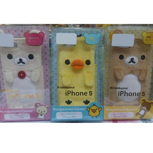 RILAKKUMA iphone 5 case