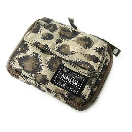 ffe32757d8 Head Porter SAVANNA ZIP WALLET
