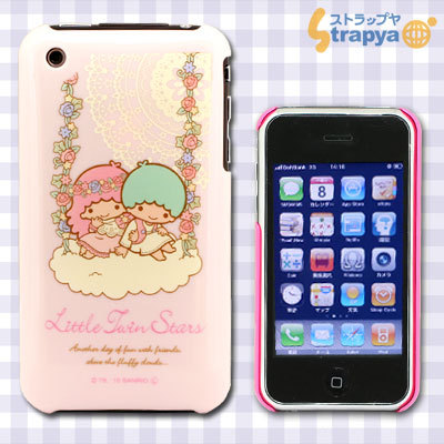 iPhone 3G/3GS専用 Cover Little Twin Star
