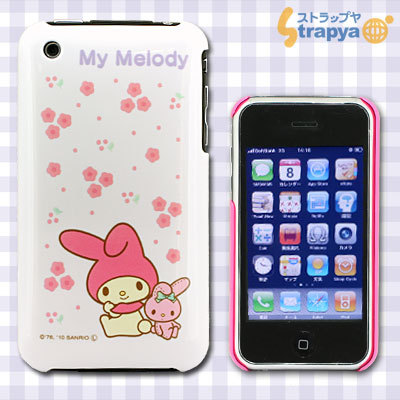 iPhone 3G/3GS専用 Cover My Melody