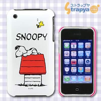 iPhone 3G/3GS専用 Cover Snoopy