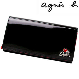 agnes b VOYAGE Long Wallet
