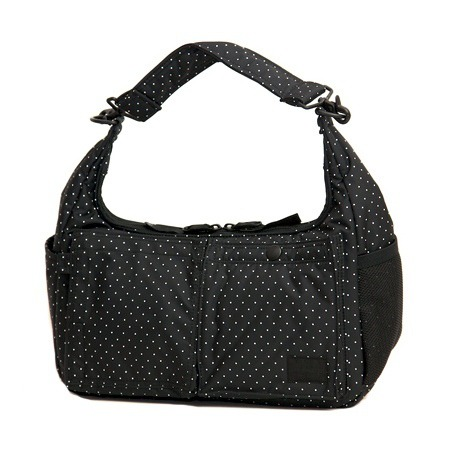 Head Porter Dot Hand Bag
