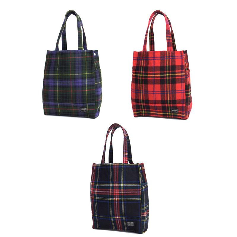 HEAD PORTER LESSON TOTE BAG (M)