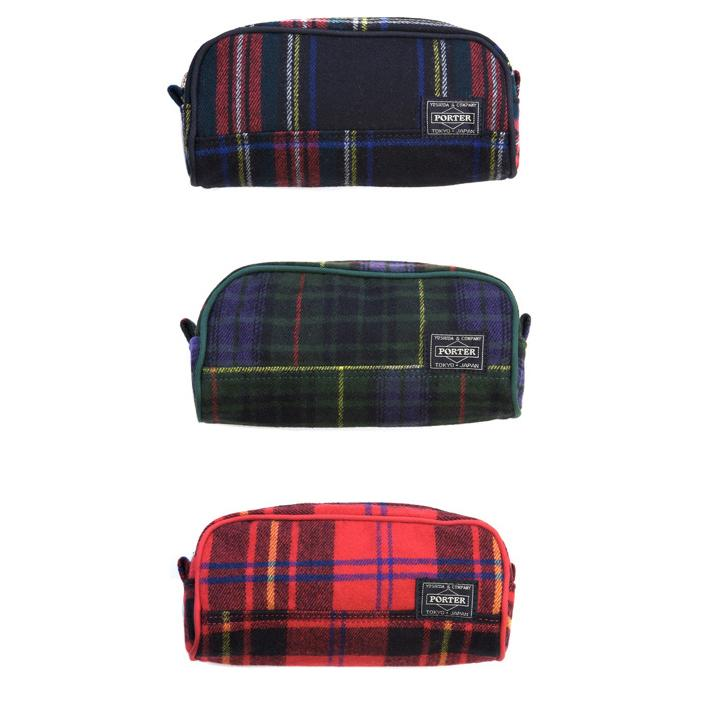 HEAD PORTER COSMETIC CASE